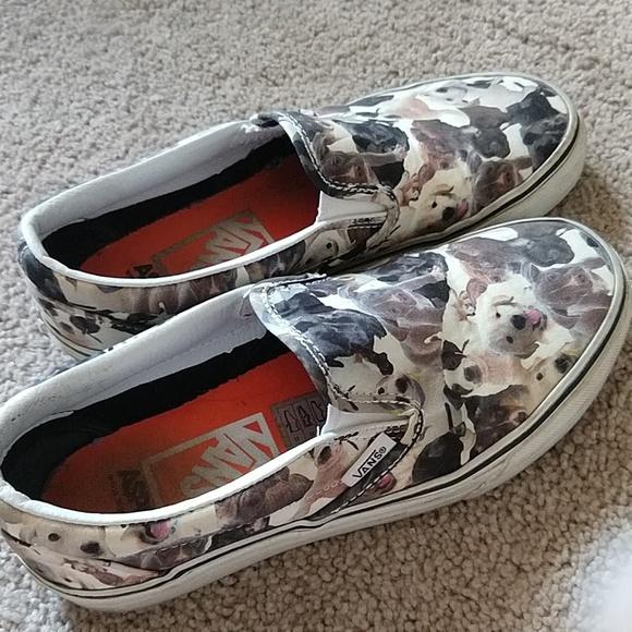 a20d72341d2e83 Vans Shoes - Dog vans